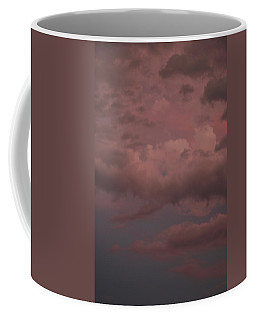Coffee Mug featuring the photograph Red Clouds Iv by Dylan Punke