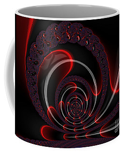 Red Cobra Coffee Mug