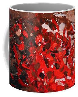 Red Coral Coffee Mug