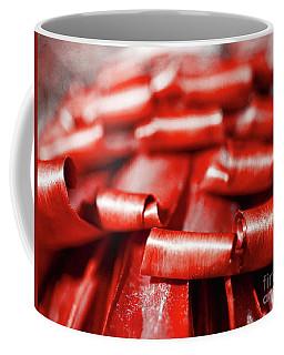 Red Curls Coffee Mug