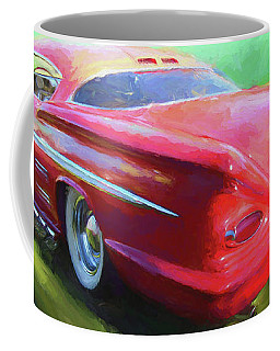 Red Custom Coffee Mug
