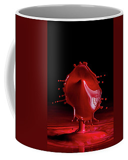 Red Drop Coffee Mug