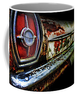 Coffee Mug featuring the photograph Red Eye'd Wink by Glenda Wright