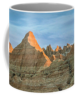 Red Faced Panorama Coffee Mug