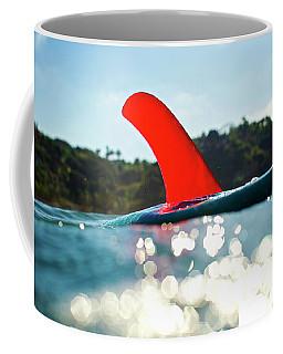 Red Fin Coffee Mug