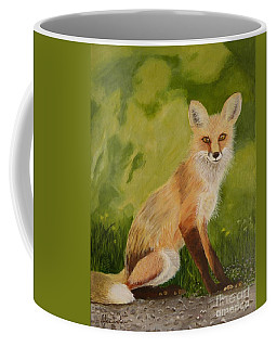Red Fox 1 Coffee Mug