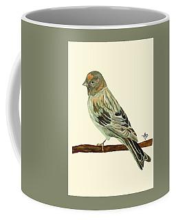 Red-fronted Serin Coffee Mug