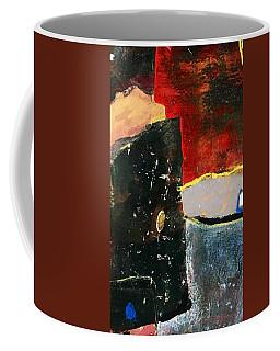 Red Glow Coffee Mug