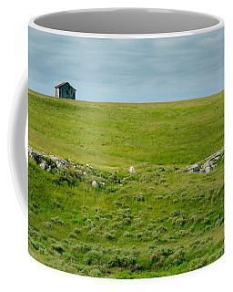 Red Hills Barn Coffee Mug