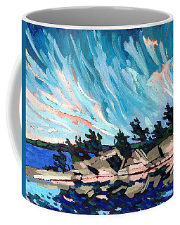 Red Horse Cirrus Coffee Mug