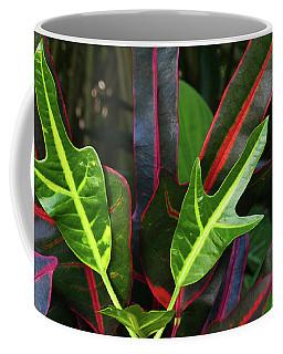 Red Hot And Green Coffee Mug
