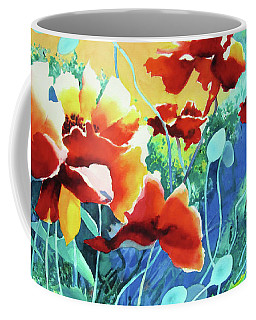 Red Hot Cool Blue Coffee Mug