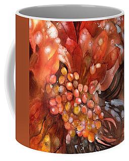 Red Hot Grapes Coffee Mug