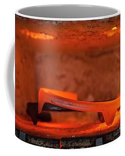 Red Hot Horseshoe Coffee Mug