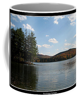 Red House Lake Allegany State Park Ny Coffee Mug