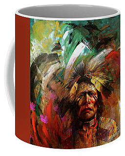 Red Indians 02 Coffee Mug