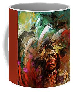 Red Indians 02 Coffee Mug