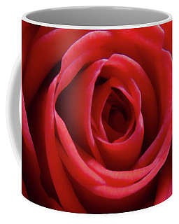 Red Is Gorgeous Coffee Mug