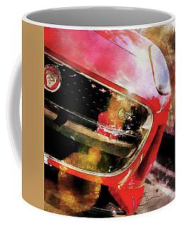 Red Jag Coffee Mug