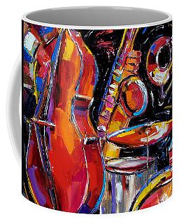 Red Jazz Coffee Mug