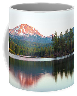 Red Lassen Coffee Mug