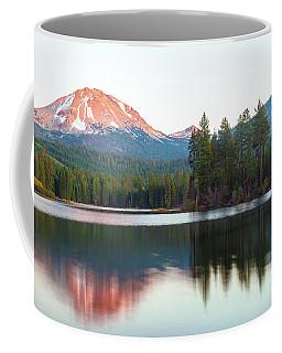 Red Lassen Coffee Mug