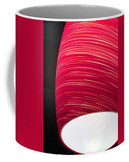 Coffee Mug featuring the photograph Red Light Cafe by Rick Locke