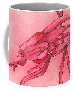 Red Lust Coffee Mug by Versel Reid