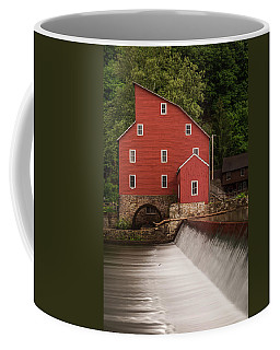 Red Mill Clinton New Jersey Coffee Mug