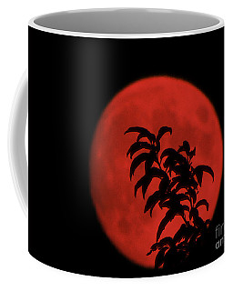 Red Moon Coffee Mug