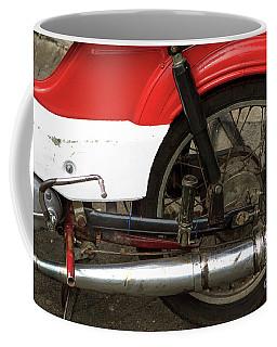 Red Motorbike Part II Coffee Mug
