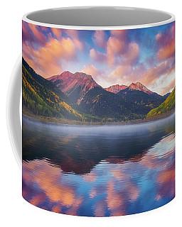 Red Mountain Reflection Coffee Mug