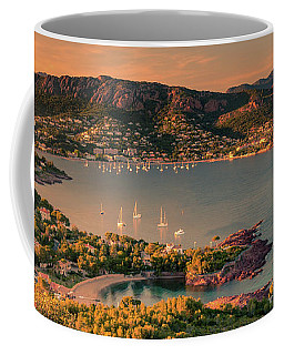 Red Mountains Coffee Mug