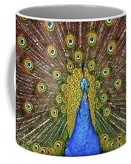 Red N Green Coffee Mug by Elaine Malott