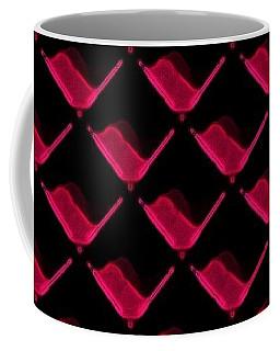 Red Ortho Coffee Mug