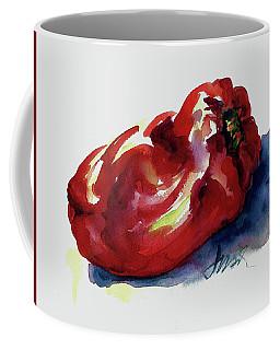 Red Pepper Coffee Mug