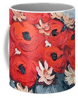 Red Perspective Coffee Mug