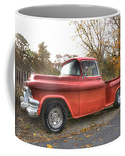 Red Pick-up Coffee Mug