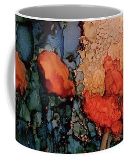 Red Poppies Coffee Mug
