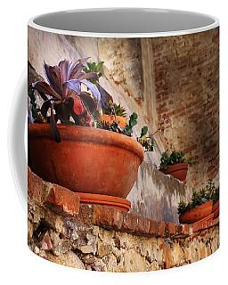 Red Pot Coffee Mug