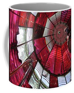 Red Reflections Coffee Mug