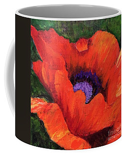 Red Rhapsody Coffee Mug