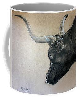 Two Tone Drawings Coffee Mugs