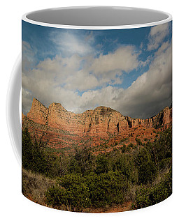 Red Rock Country Sedona Arizona 3 Coffee Mug