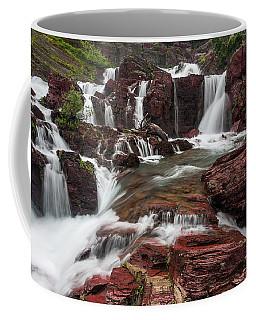 Red Rock Falls Coffee Mug