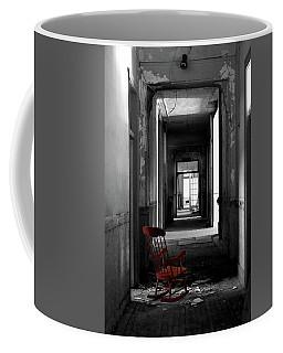 Red Rocker - Preston Castle Coffee Mug