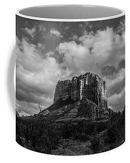 Red Rocks Sedona Bnw 1 Coffee Mug