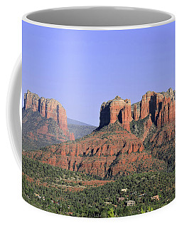 Red Rocks Sedona Coffee Mug