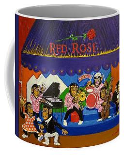 Red Rose Tea Chimpanzees Coffee Mug