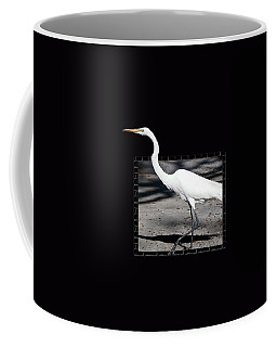 Coffee Mug featuring the photograph Red Rose by Test